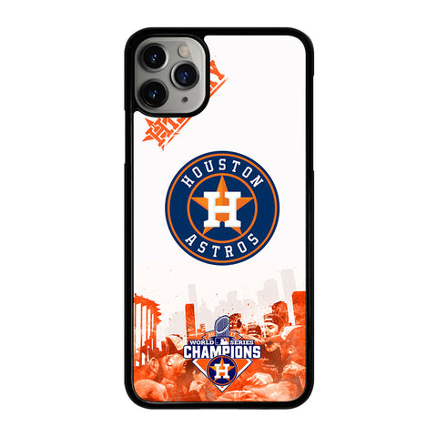 HOUSTON ASTROS 3 iPhone 11 Pro Max Case Cover