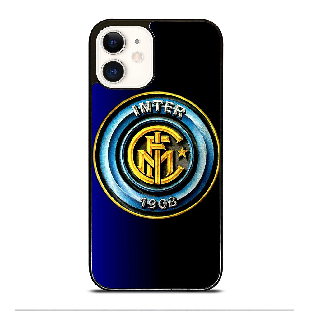 INTER MILAN 1 iPhone 12 Case Cover - Casepole