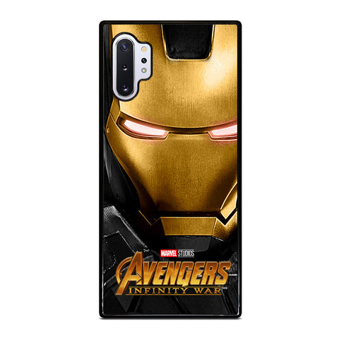 IRON MAN 1 Samsung Galaxy Note 10 Plus Case Cover