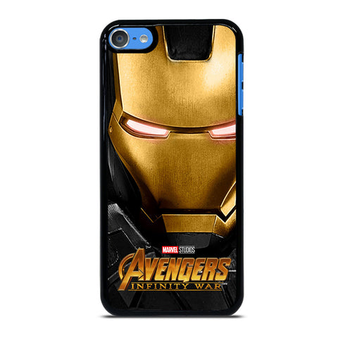 IRON MAN 1 iPod Touch 7 Case Cover