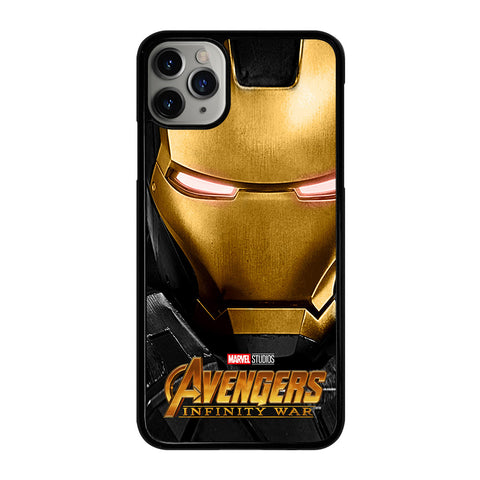 IRON MAN 1 iPhone 11 Pro Max Case Cover