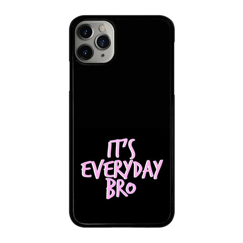 IT'S EVERYDAY BRO JAKE PAUL 3 iPhone 11 Pro Max Case Cover