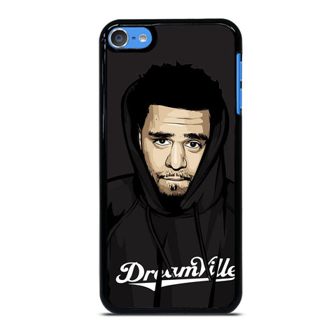 J. COLE FACE CARTOON iPod Touch 7 Case Cover