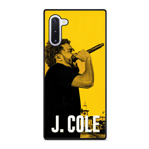 J. COLE FOREST HILLS Samsung Galaxy Note 10 Case Cover