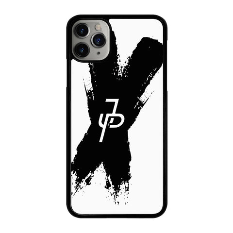 JAKE PAUL JP CROSS 2 iPhone 11 Pro Max Case Cover