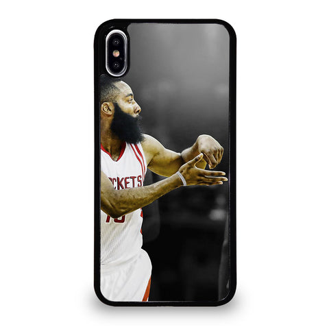JAMES HARDEN 13 iPhone XS Max Case Cover