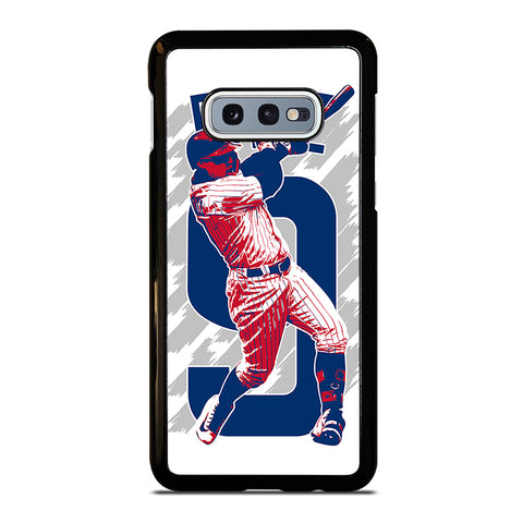 JAVIER BAEZ 9 THE CUBS Samsung Galaxy S10e Case Cover