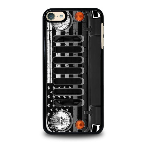 JEEP THIN USA iPod Touch 6 Case Cover