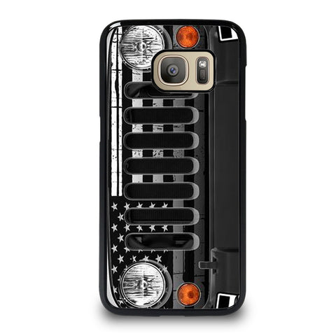 JEEP THIN USA Samsung Galaxy S7 Case Cover