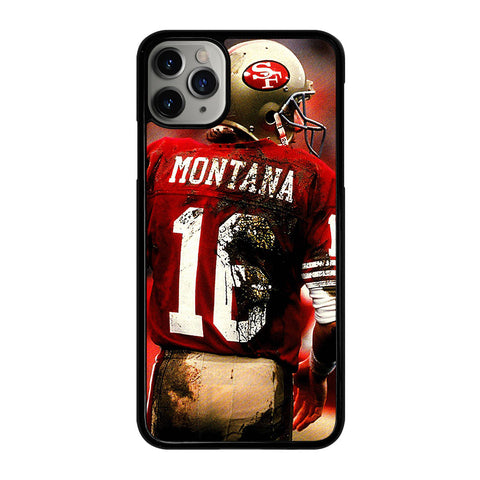 JOE MONTANA iPhone 11 Pro Max Case Cover