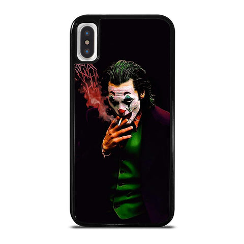 JOKER SMOKE 1 iPhone X / XS Case Cover