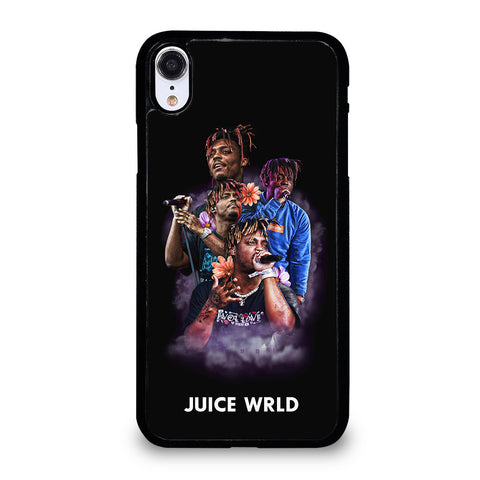 JUICE WRLD RAPPER 2 iPhone XR Case Cover