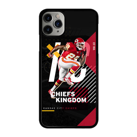 KANSAS CITY CHIEFS 2 iPhone 11 Pro Max Case Cover