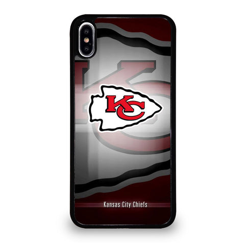 KANSAS CITY CHIEFS 3 iPhone XS Max Case Cover