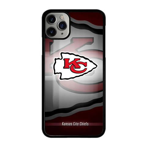 KANSAS CITY CHIEFS 3 iPhone 11 Pro Max Case Cover