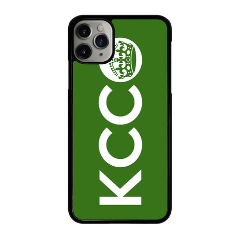 KEEP CALM KCCO iPhone 11 Pro Max Case Cover