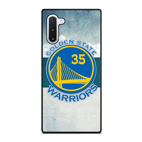 KEVIN DURANT WARRIORS 1 Samsung Galaxy Note 10 Case Cover