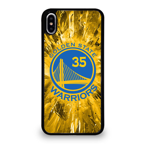 KEVIN DURANT WARRIORS 2 iPhone XS Max Case Cover
