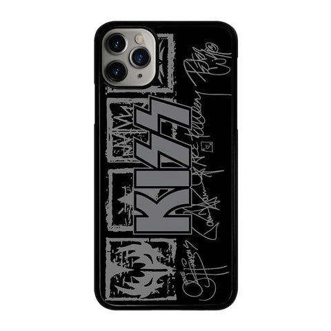 KISS BAND 1 iPhone 11 Pro Max Case Cover