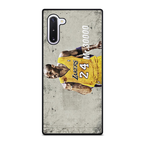 KOBE BRYANT 13 Samsung Galaxy Note 10 Case Cover