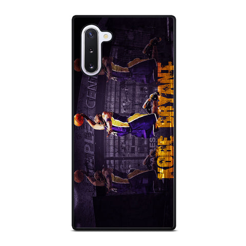 KOBE BRYANT 3 Samsung Galaxy Note 10 Case Cover