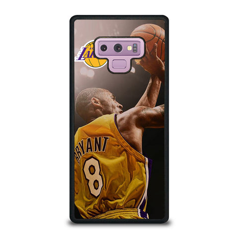 KOBE BRYANT 8 Samsung Galaxy Note 9 Case Cover