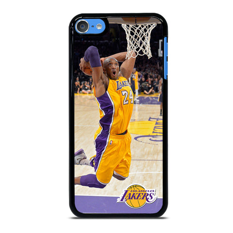 KOBE BRYANT DUNK iPod Touch 7 Case Cover