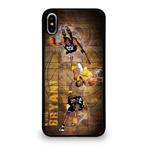 KOBE BRYANT 10 iPhone XS Max Case Cover