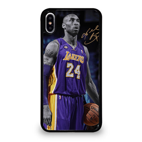 KOBE BRYANT 24 iPhone XS Max Case Cover