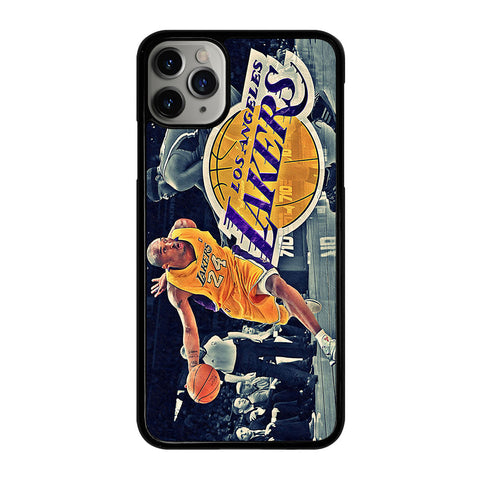 KOBE BRYANT 7 iPhone 11 Pro Max Case Cover