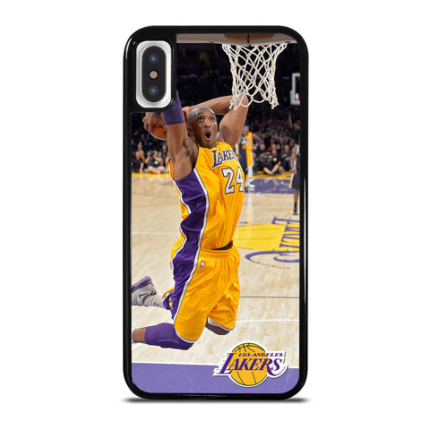 KOBE BRYANT DUNK iPhone X / XS Case Cover