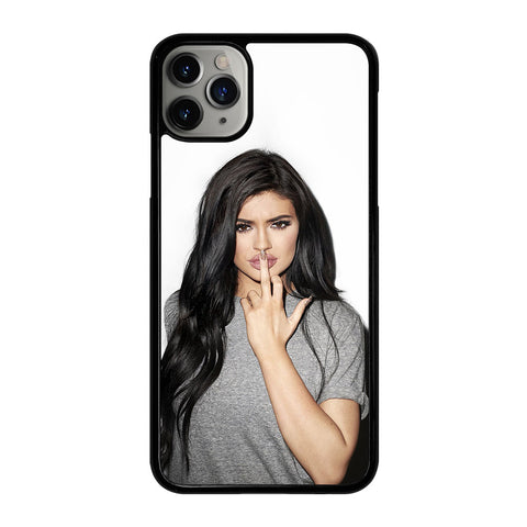 KYLIE JENNER MIDDLE FINGER iPhone 11 Pro Max Case Cover