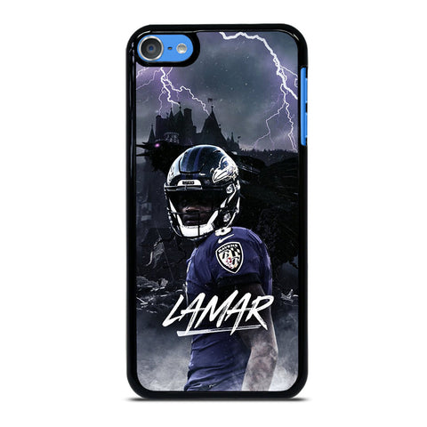 LAMAR JACKSON 1 iPod Touch 7 Case Cover