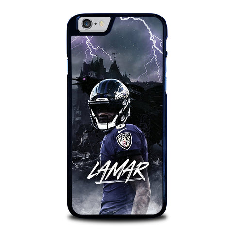 LAMAR JACKSON 1 iPhone 6 / 6S Case Cover