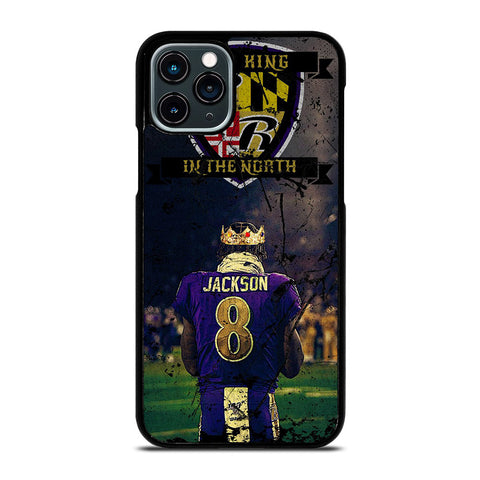 LAMAR JACKSON RAVENS iPhone 11 Pro Case Cover