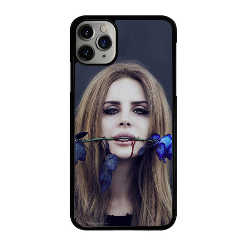 LANA DEL REY BLUE ROSE 1 iPhone 11 Pro Max Case Cover