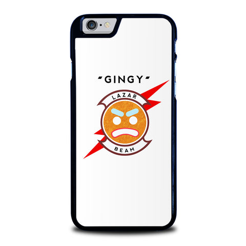 LAZARBEAM GINGY LOGO 2 iPhone 6 / 6S Case Cover