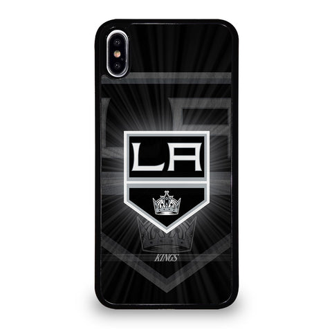 LA KINGS 2 iPhone XS Max Case Cover