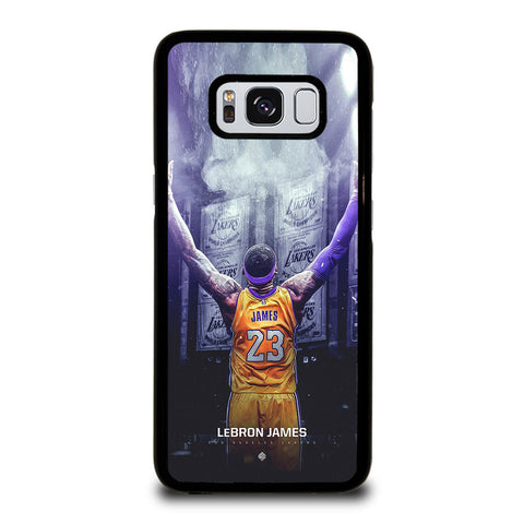 LEBRON JAMES LA LAKERS Samsung Galaxy S8 Plus Case Cover