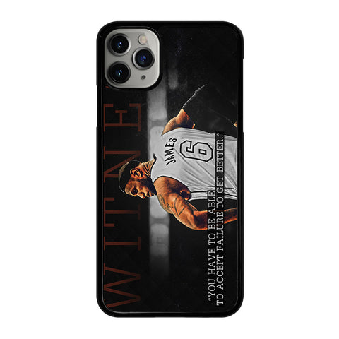 LEBRON JAMES 4 iPhone 11 Pro Max Case Cover