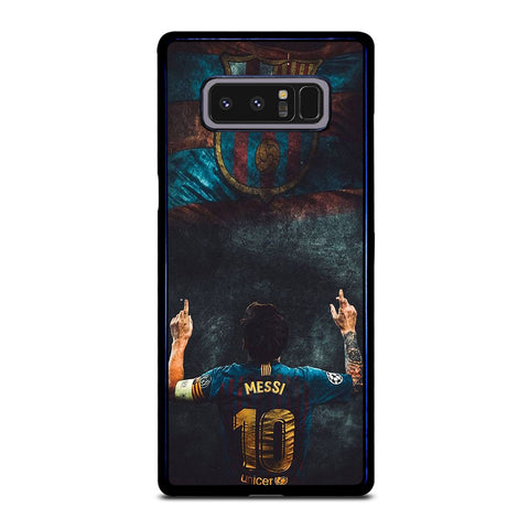 LEO MESSI 10 Samsung Galaxy Note 8 Case Cover
