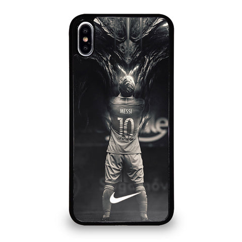 LEO MESSI 1 iPhone XS Max Case Cover