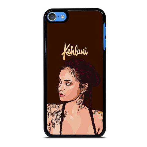 LIL LAY LOW KEHLANI iPod Touch 7 Case Cover