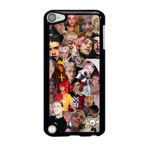LIL PEEP COLLAGE iPod Touch 5 Case Cover