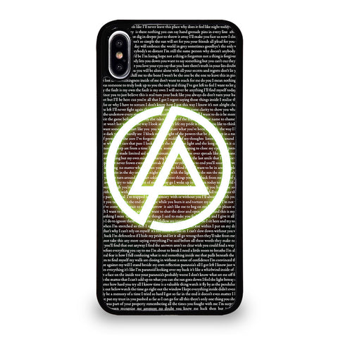 LINKIN PARK 4 iPhone XS Max Case Cover