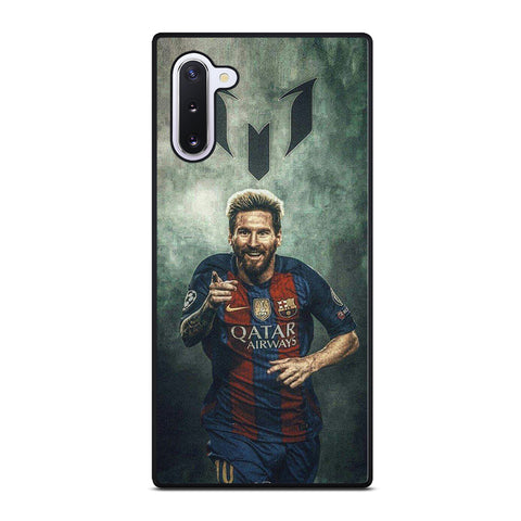 LIONEL MESSI 1 Samsung Galaxy Note 10 Case Cover