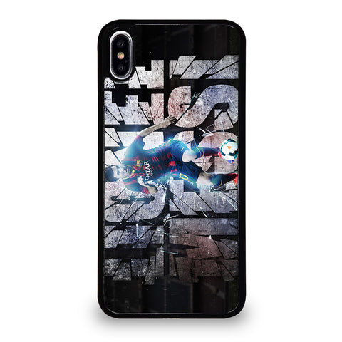 LIONEL MESSI BARCA 2 iPhone XS Max Case Cover