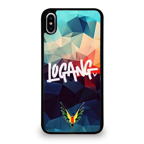 LOGAN PAUL LOGANG 2 iPhone XS Max Case Cover