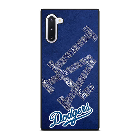 LOS ANGELES DODGERS 3 Samsung Galaxy Note 10 Case Cover