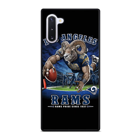 LOS ANGELES RAMS 2 Samsung Galaxy Note 10 Case Cover